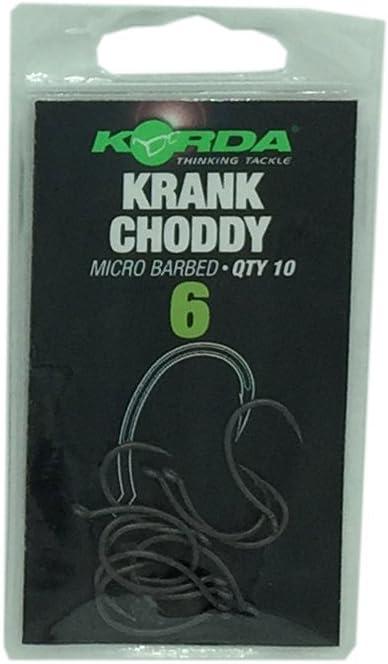 Korda Krank ChoddySize 6