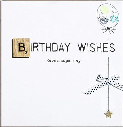bexy Boo - Tarjeta de felicitación para cumpleaños con ...
