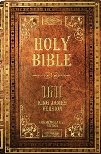 Holy Bible, 1611 King James Version, Commemorative Edition