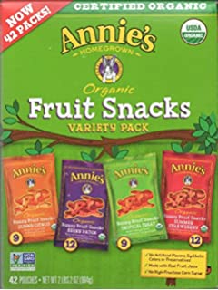 Image result for annie's organic fruit snacks