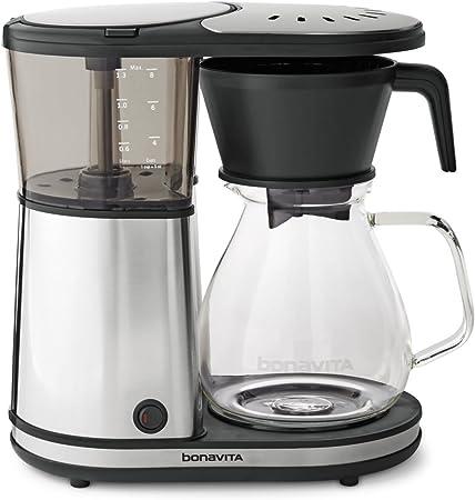 Bonavita BV1901GW 8-Cup One-Touch Coffee Maker