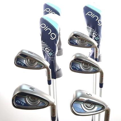 Amazon.com   Ping Golf Women s G Le Hybrid and Iron Set 9583351639