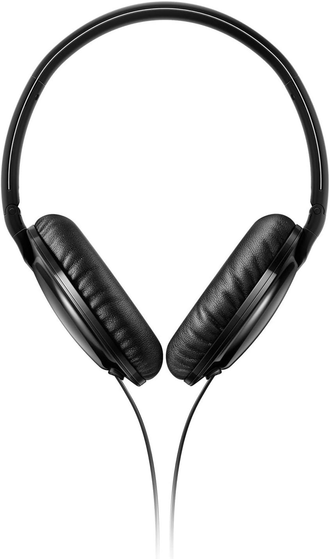 Philips Shl4400bk 00 On Ear Kopfhörer Schwarz Elektronik