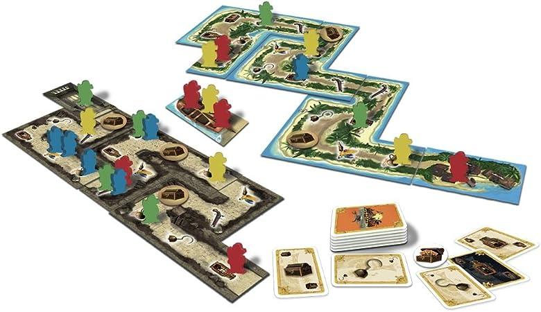 Devir- Cartagena Juego de Mesa (BGENA): Amazon.es: Juguetes y juegos