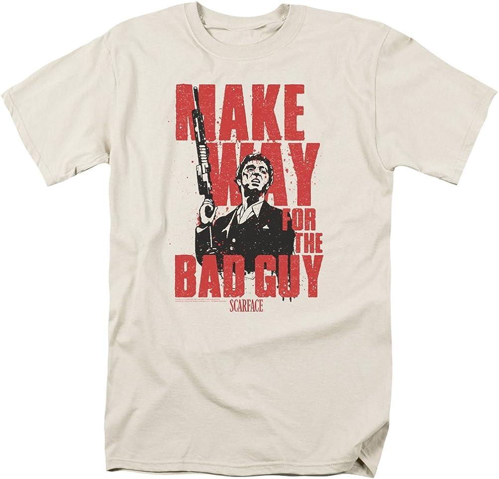 Scarface Movie Tony Montana TM BLING Logo Adult Long Sleeve T-Shirt S-3XL