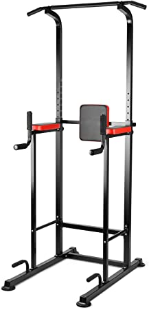Viewee Pull up Fitness, Chaise Romaine Power Tower, Barra de ...