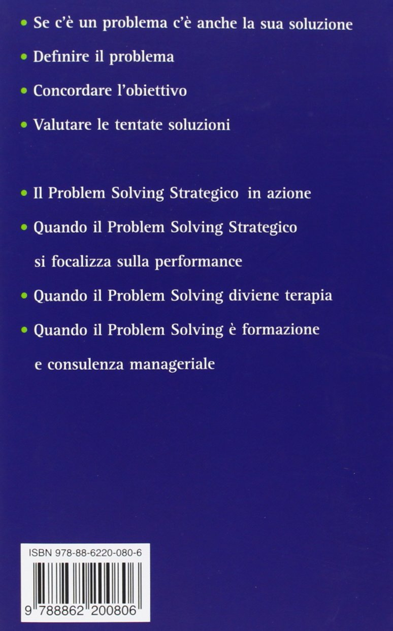 problem solving strategico da tasca giorgio nardone