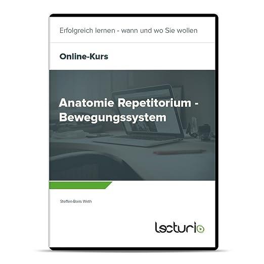 Online-Videokurs Anatomie Repetitorium - Bewegungssystem von Dr ...