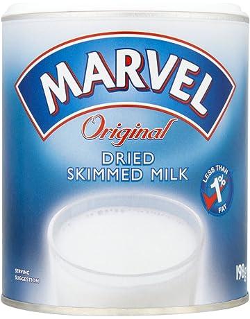 Marvel Original Leche en polvo deshidratada en polvo, 198g