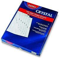 Noki Cristal Kristal Poşet Dosya 100 Adet Föy Dosya