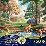 Winnie the Pooh Thomas Kinkade Disney Dreams Collection Jigsaw Puzzle