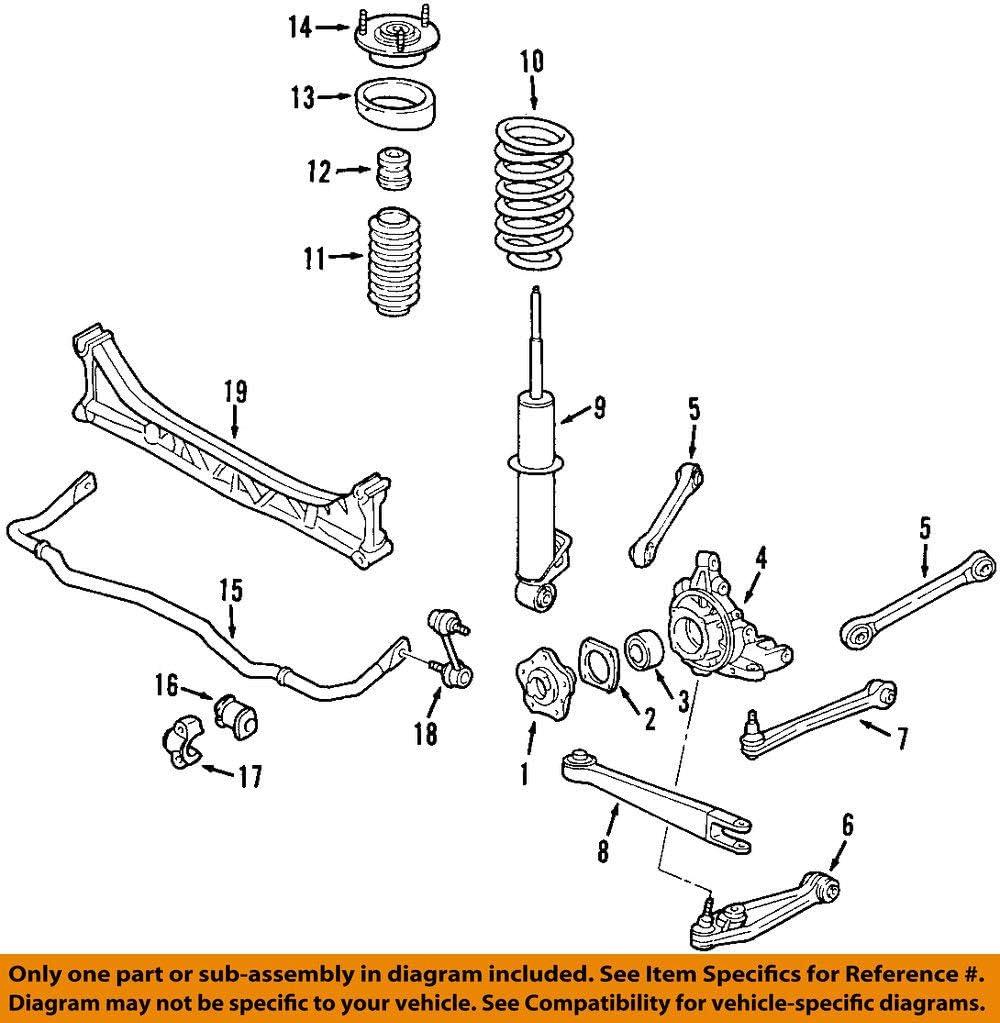 porsche 996 diagrams amazon com shock absorber compensating plate porsche 996 997  shock absorber compensating plate