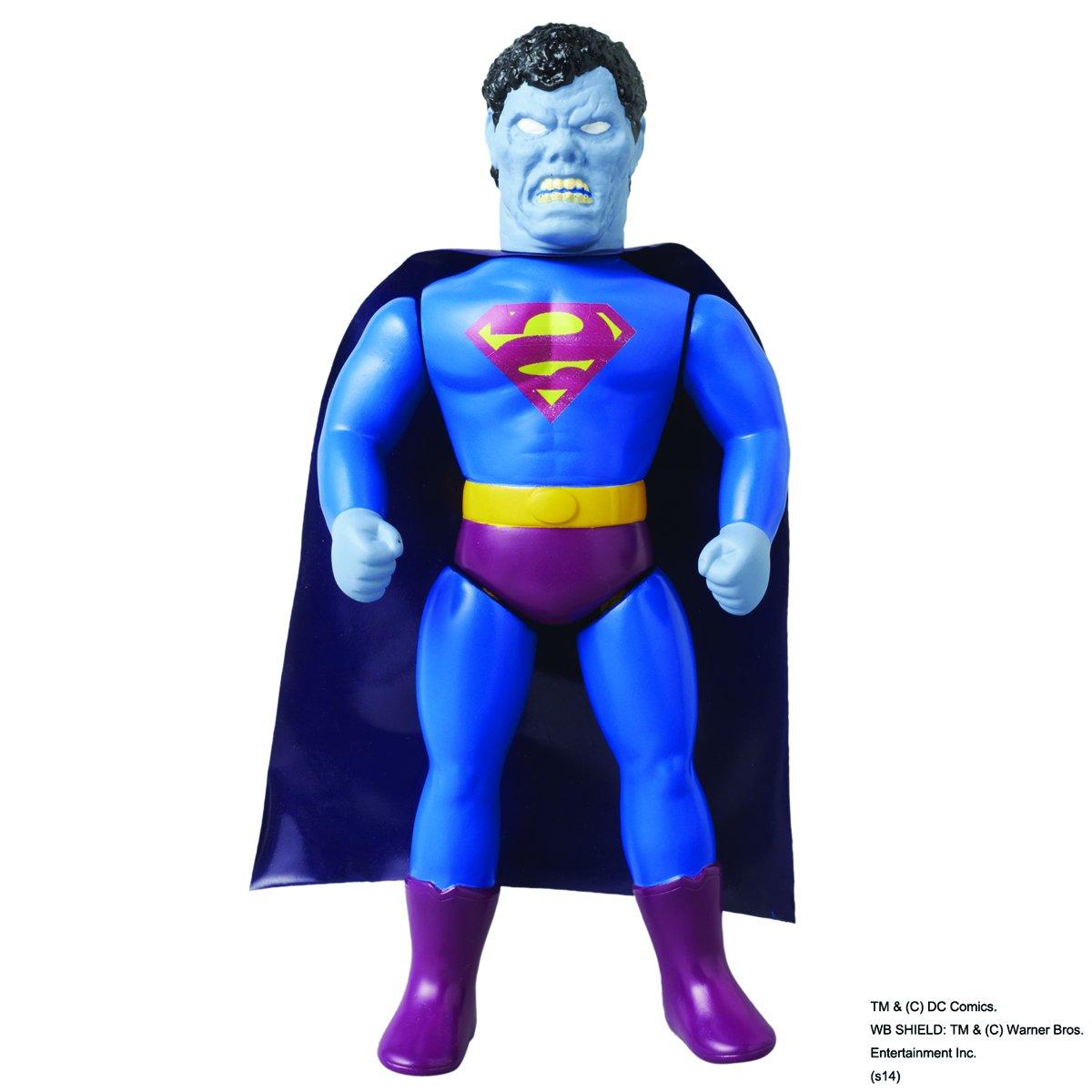 Medicom DC Hero Sofubi Bizarro Figure Diamond Comic Distributors FEB142310