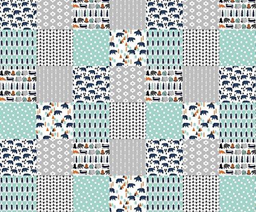 quilt squares boy - 3