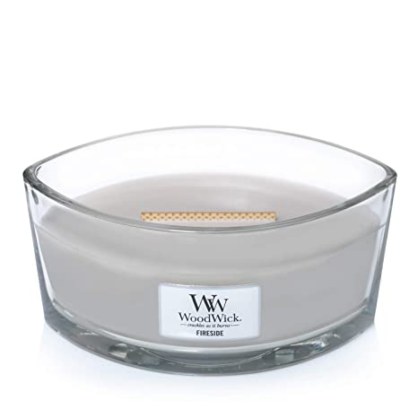 WoodWick Ellipse Scented Candle with Crackling Wick