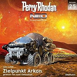 Zielpunkt Arkon (Perry Rhodan NEO 25)