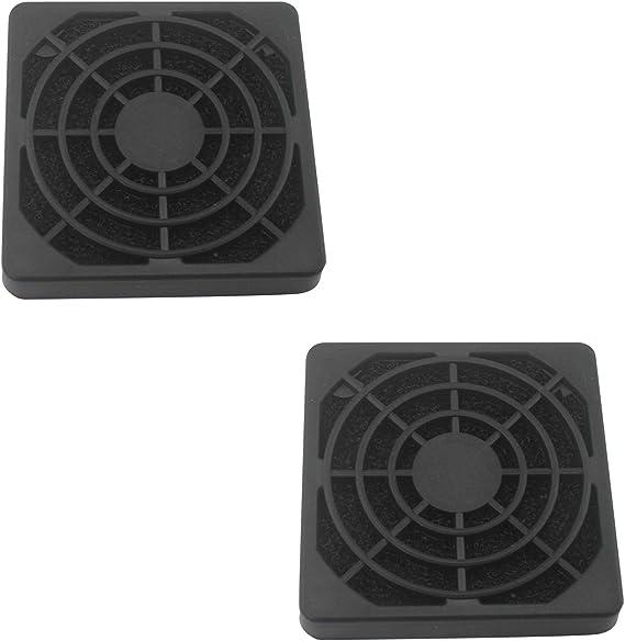 Filtro de polvo de ventilador de PC: Amazon.es: Electrónica