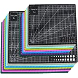 A3 Cutting Mat, Cherry 12x18 Self Healing Hobby Cutting Mat Double Sided, No Smell, Durable, Ideal for Crafts, Sewing, Quilting and All Arts & Crafts Project (Black)
