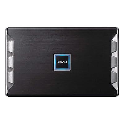 Alpine PDR-V75 5 Channel Digital Amplifier - 100W RMS x 4 + 350W RMS x 1
