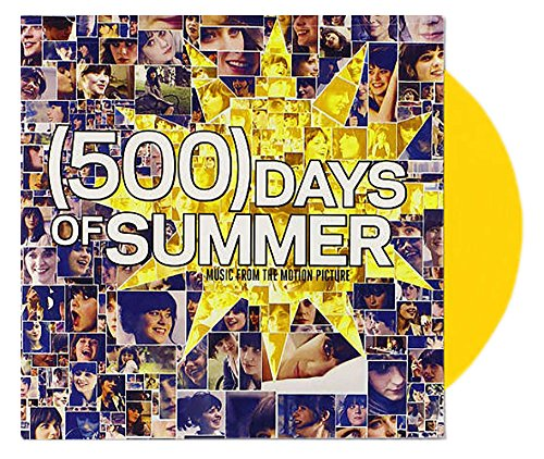 Various Artists - 500 Days Of Summer Soundtrack LP Exclusive Yellow Vinyl
