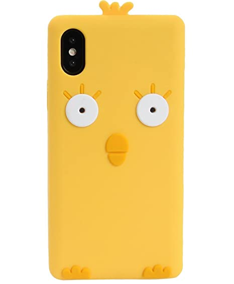 iphone xr case silicone cute