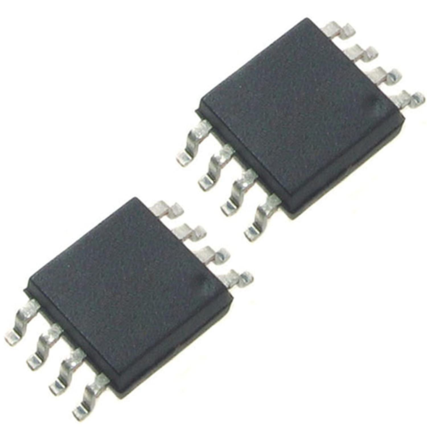 2x LM386M-1 SMD Low Voltage Audio Power Amp Amplifier LM386 IC National Semiconductor