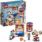 LEGO DC Super Hero Girls 41235 - Set Costruzioni Il Dormitorio di Wonder Woman