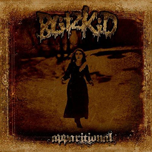 Blitzkid: Apparitional (Audio CD)