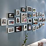 TYF Photo Wall ALUK living room large wall photo frame wall/wall photo frame wall combination/simple modern 26 box 159 * 90cm (Color : 2)