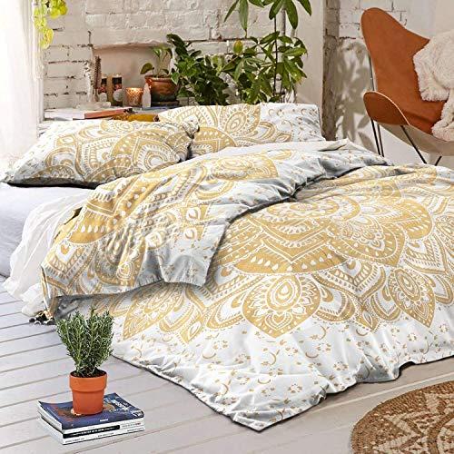 Indian Mandala Twin Size Duvet Doona Cover Set Quilt Blanket Wholesale Lot 10 PC