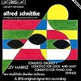 Schnittke: Concerto Grosso No. 1; Concerto for Oboe