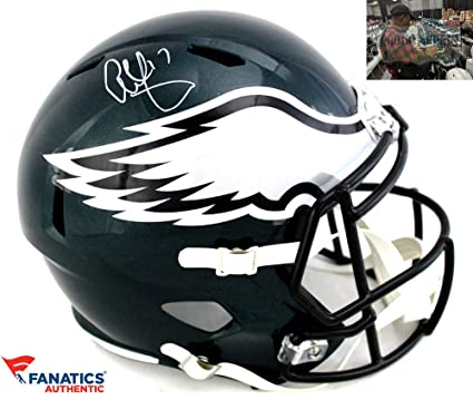 f242f396 Amazon.com: Alshon Jeffery Autographed/Signed Philadelphia Eagles ...