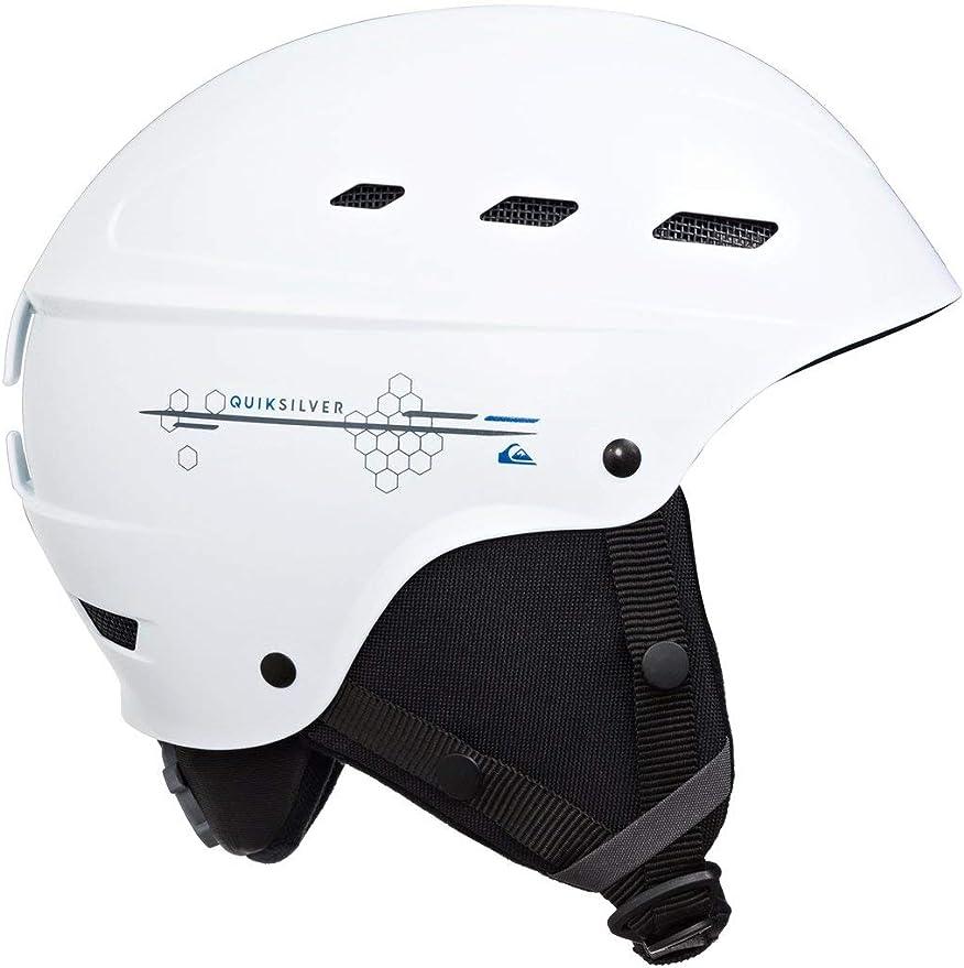Quiksilver Rooky-Casco para Esqu/í//Snowboard para Hombre