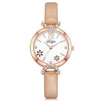 Chinatera - Reloj de pulsera analógico de cuarzo con estampado ...