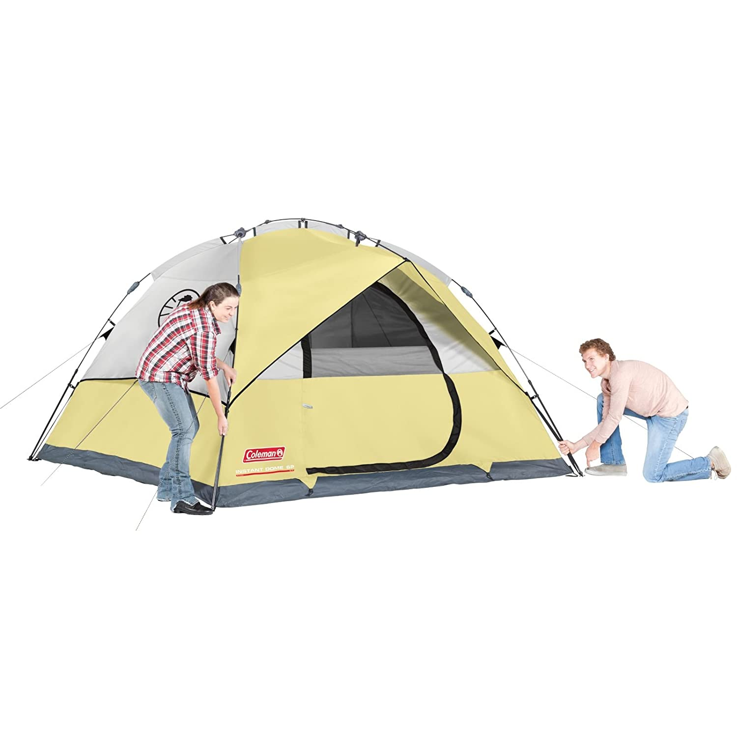 sc 1 st  Amazon.ca & Coleman Instant Dome Tent: Amazon.ca: Sports u0026 Outdoors