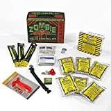 Zombie 3-Day Defense Disaster Emergency Survival Kit, 3 Day of Food and Water, First Aid and Tools, Commuter Kit for Auto, Home or School, Walking Dead Disaster Emergency Bug Out Protection, Earthquake Kit