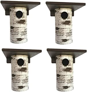 product image for DutchCrafters Gilbertson Bluebird House, Outdoor Nest Box Sparrow Resistant (4 Pack)