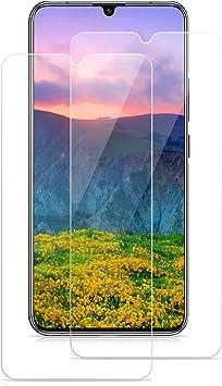 ROVLAK Protector Pantalla para Lenovo Z6 Pro Cristal Templado ...