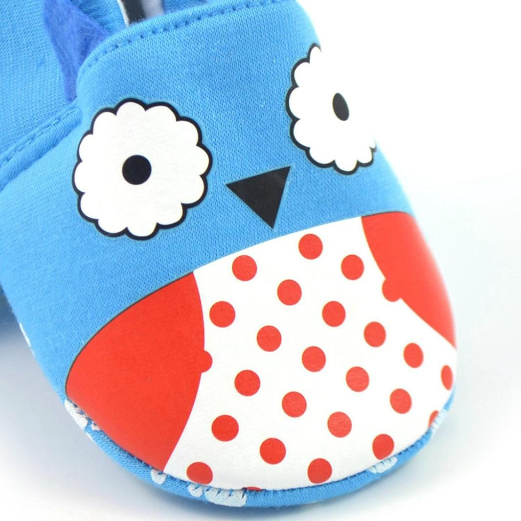 Fabal Newborn Lovely Toddler First Walkers Baby Shoes Flats Soft Slippers Shoes
