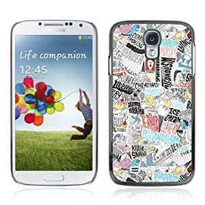 YOYOSHOP [Cool Psychedelic Colorful Pattern] Samsung Galaxy S4 Case