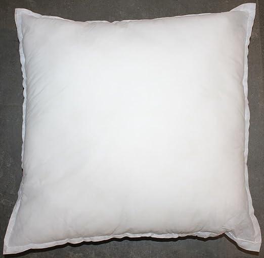 PERLARARA Relleno para cojín de sofá, 45 x 45 cm, alta ...