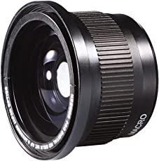 Close up Macro /& Wide Angle Lens for Canon EF-S 55-250mm f//4-5.6 IS II Lens