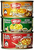 6 Can (4oz. Each) of Thai Green Red Yellow Curry Pastes Set