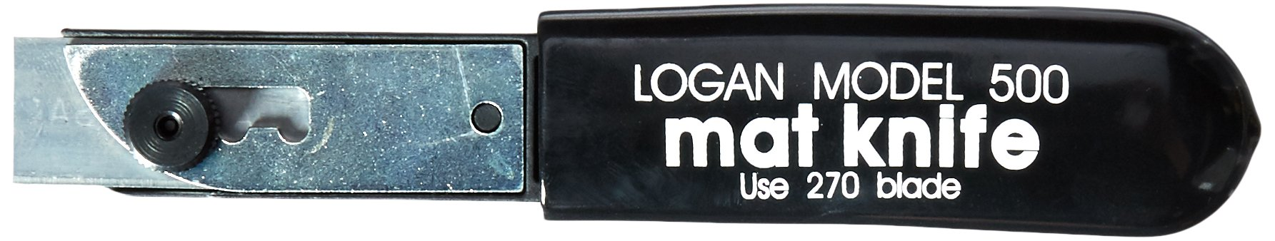Logan 500 Model Mat Knife For Framing and Matting-Professional or At-Home Framing