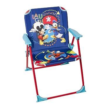 Disney - Niños Silla plegable Mickey Mouse y Friends ...