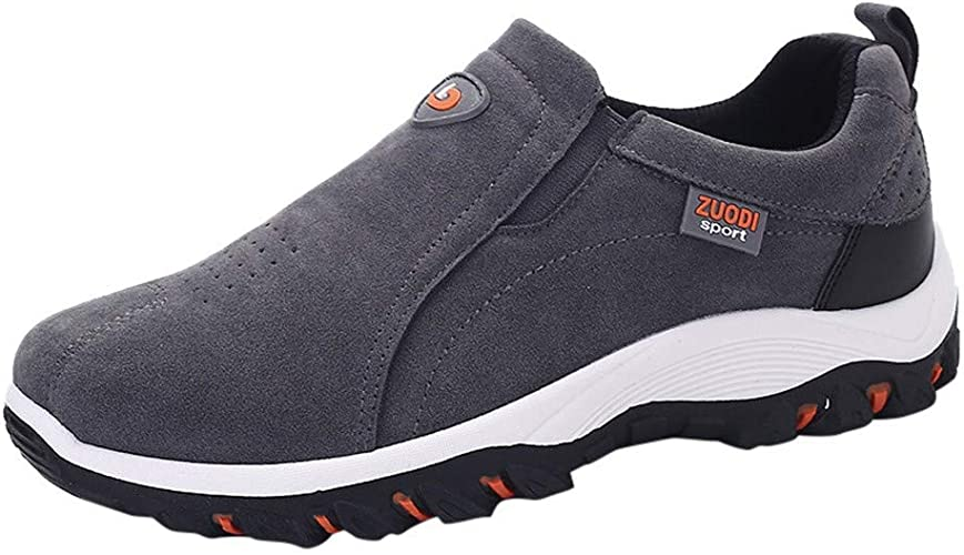 Mens Sneakers Trainers Breathable Boys Running Gym Casual Sports Shoes UK Size
