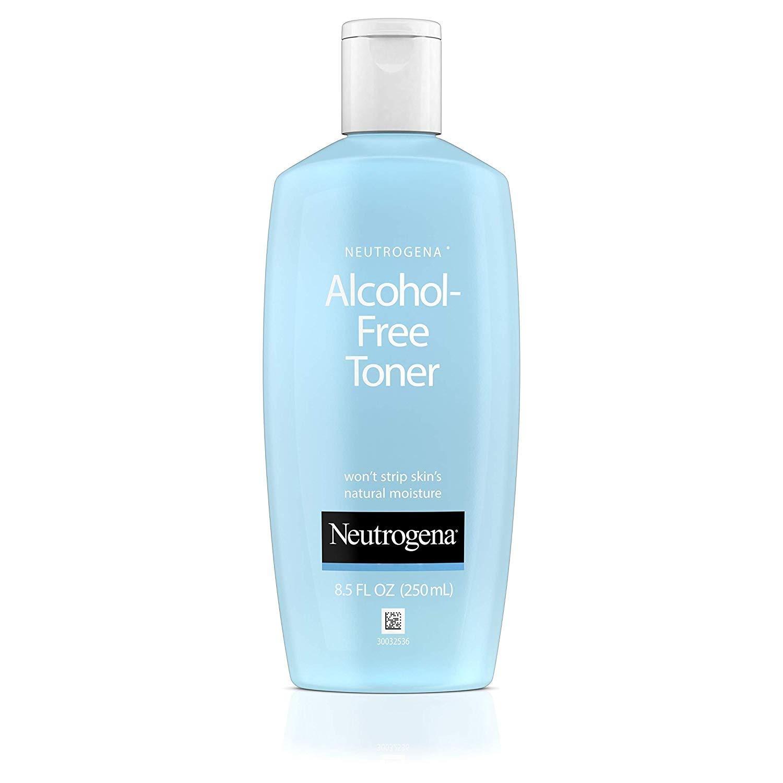 Oil- and Alcohol-Free Facial Toner, 8.5 fl. oz (2 Pack)