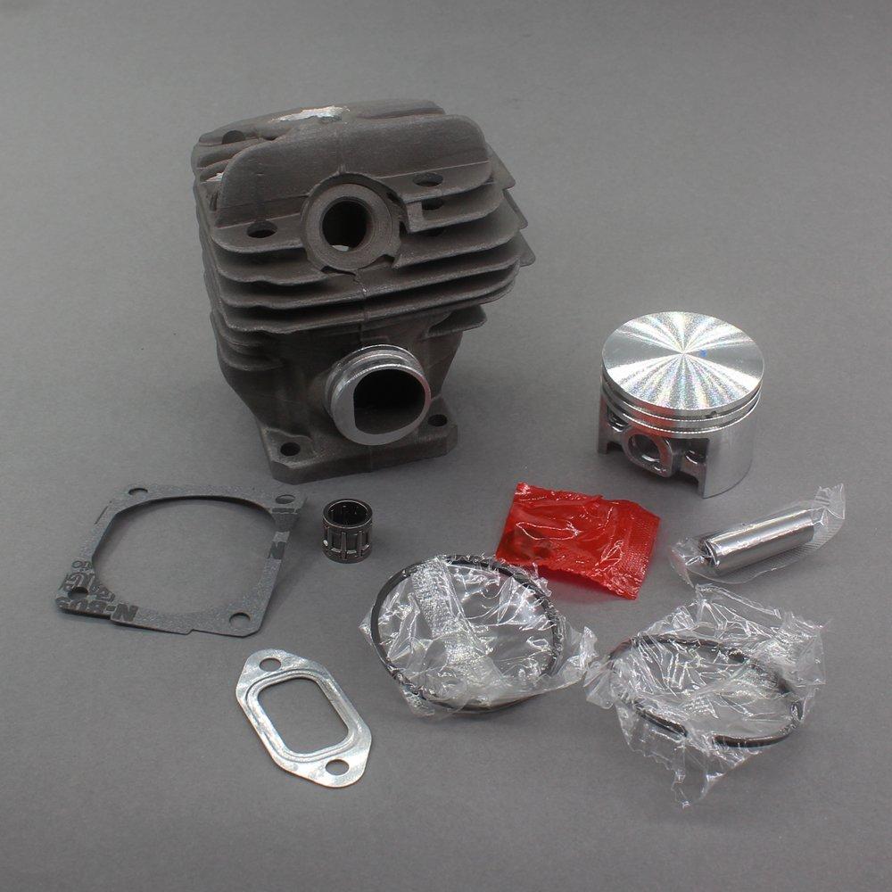AISEN 44mm Zylinder Kolbensatz fü r Stihl MS260 026 Kettensä ge inkl. Dichtung Nadellager nicht zutreffend