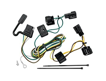 Tow Ready 118251 Replacement Oem Tow Package Wiring Harness Trailer on