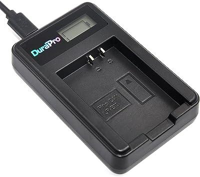 DuraPro LP-E10 - Cargador de batería para cámara réflex Digital ...